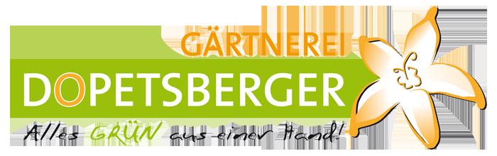 Gärtnerei Dopetsberger | Alles Grün aus einer Hand